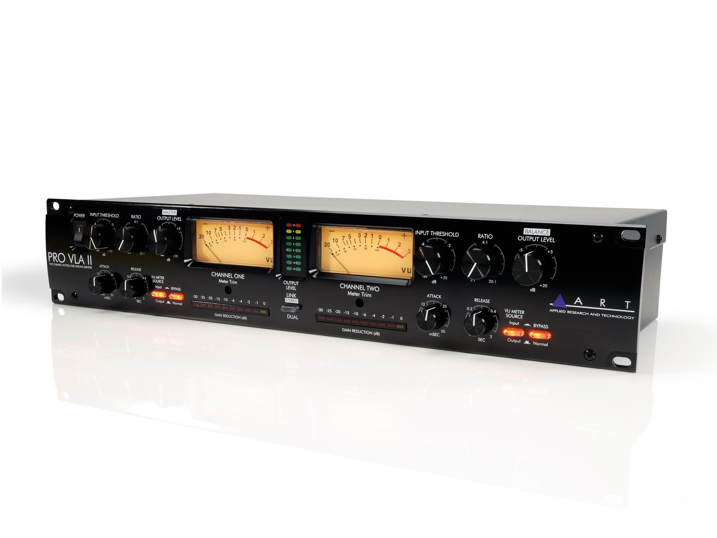 Art Provla Ii Review Musicradar Audio Level Balance And Tone Control Circuits Electronics Tutorial