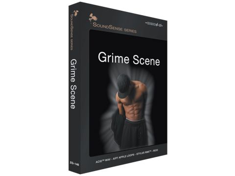 Get filthy with Grime Scene!