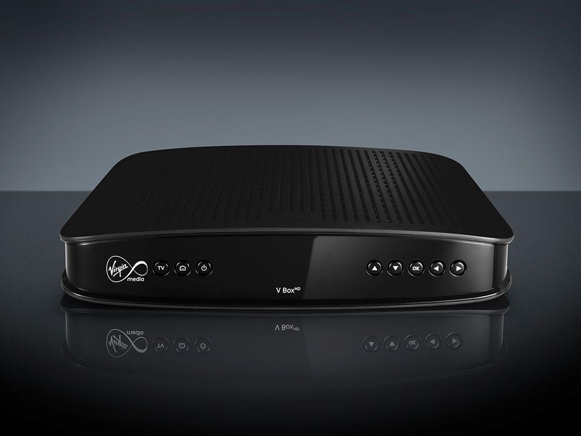 Black Friday Car Deals >> Virgin Media unveils new HD V box   TechRadar