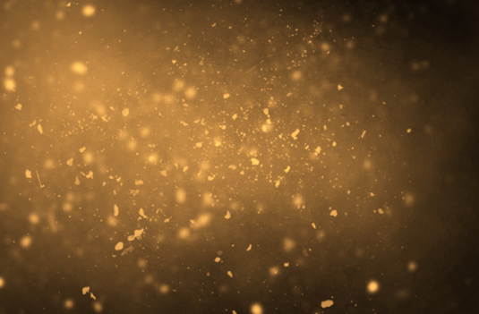 free Photoshop brushes: dust particle