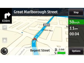 Nokia aims to take sat-nav to the next level