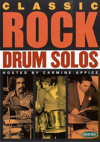 A presentation of legendary rock drummers.