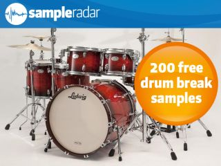 SampleRadar: 200 free drum break samples | MusicRadar