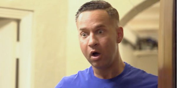Mike The Situation Sorrentino Jersey Shore Family Vacation MTV