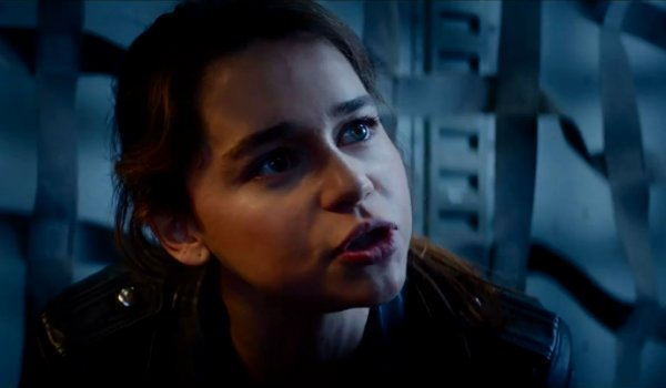 Emilia Clarke Terminator Genisys Sarah Connor