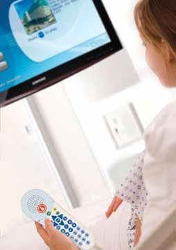 Healthcare-Grade TVs Increase Patient Satisfaction, Decrease Hospital Costs