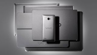 Vaio might have made the most beautiful Windows Phone yet