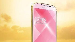 Smartphone goldrush: Samsung Galaxy S4 goes for gold