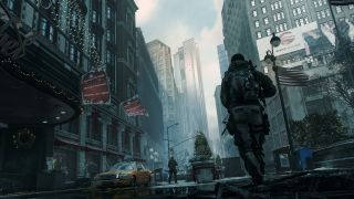 The Division Outside Department Store