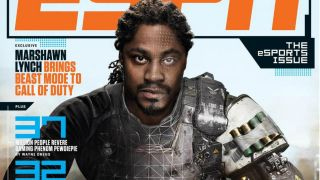 Marshawn Lynch Call of Duty Black Ops 3