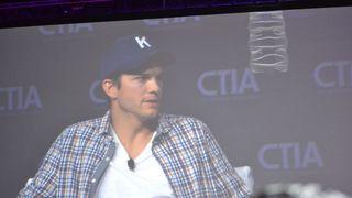 CTIA 2013 Ashton Kutcher