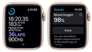 Ekran Apple Watch