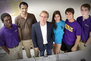 PreSonus Pledges Support to LSU's College of Engineering