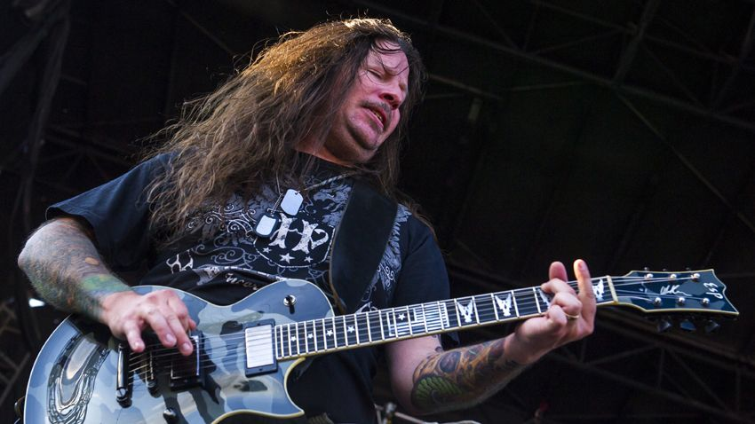 Willie Adler On Mastering Metal Rhythm Guitar Musicradar