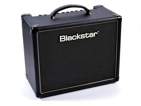 Blackstar's Infinite Shape Feature supplies the HT-5R with great tonal range.