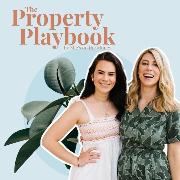 The Property Playbook podcast album art