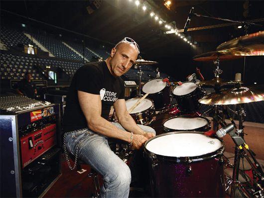 Kenny Aronoff On Drumming With John Fogerty John