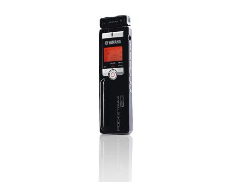The Pocketrak 2G is slim and user-friendly.