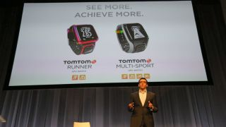 TomTom we re not entering the smart watch war