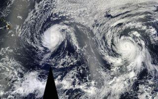 Hawaiian hurricanes, hurricane julio