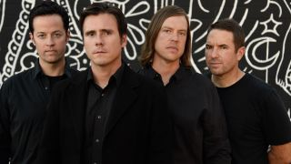 Jimmy Eat World release Integrity Blues on October 21