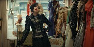 Emma Stone in the Cruella trailer