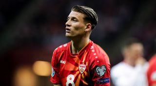 North Macedonia Euro 2020 squad