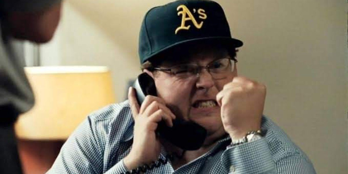 Jonah Hill - Moneyball