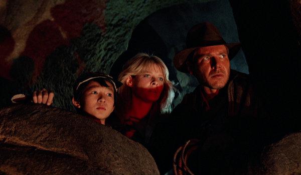 Indiana Jones and the Temple of Doom Willie Scott Short Round