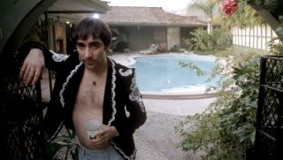 The night the who s keith moon drove his car into a - Keith moon rolls royce swimming pool ...