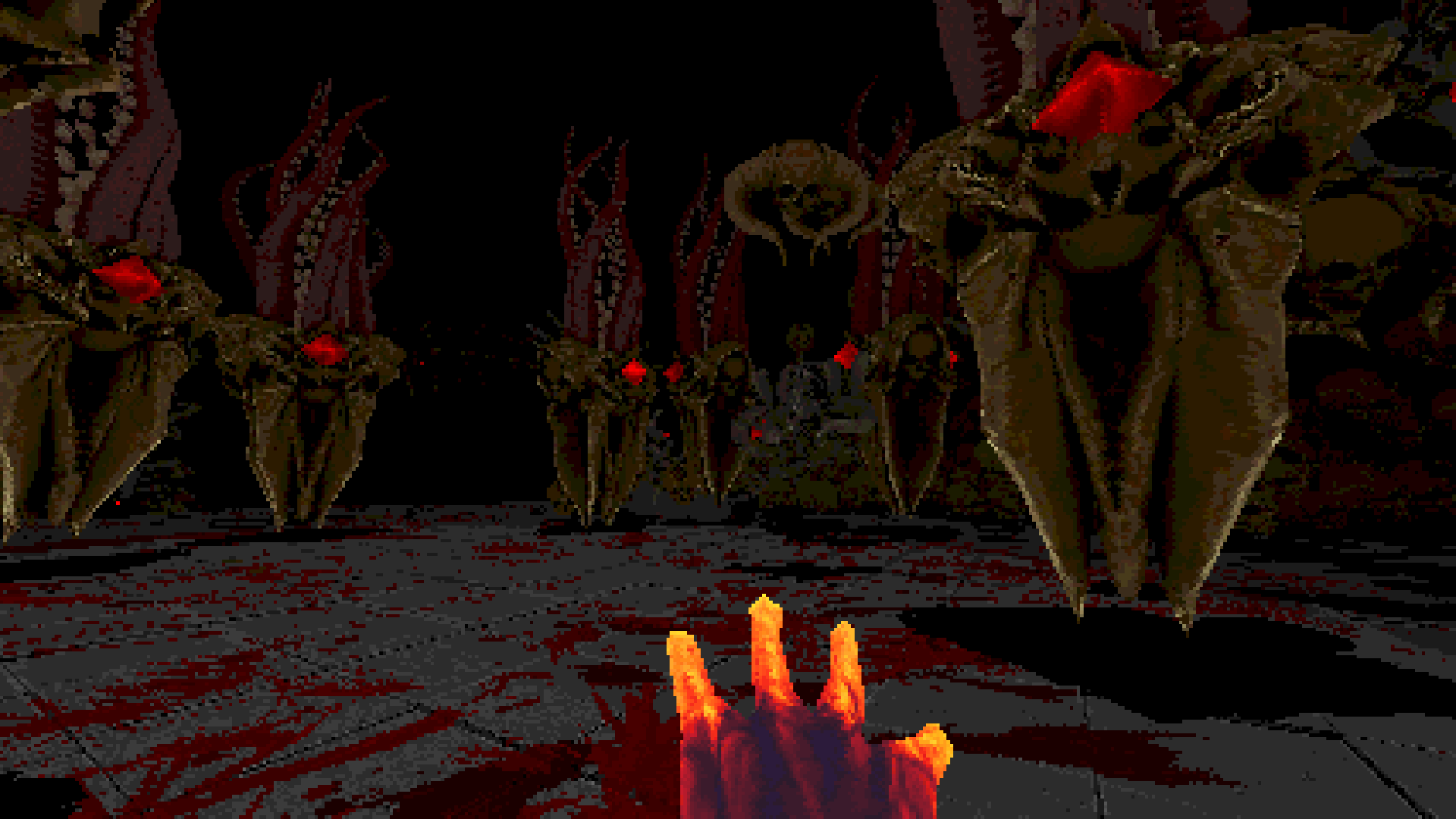 Devil Daggers: a gothic arcade FPS spooking up Steam Greenlight