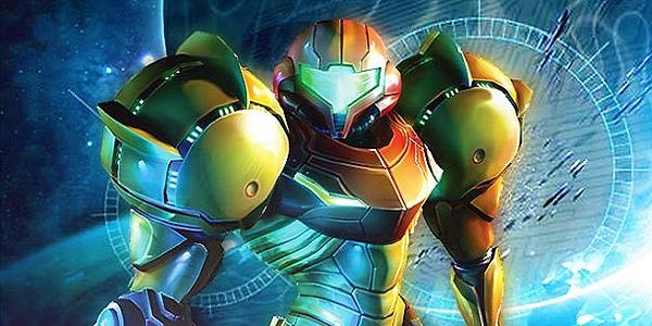 Samus, from Metroid.