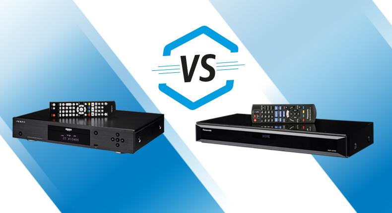 Oppo UDP-203 versus Panasonic DMP-UB900 4K Blu-ray players | What Hi-Fi?