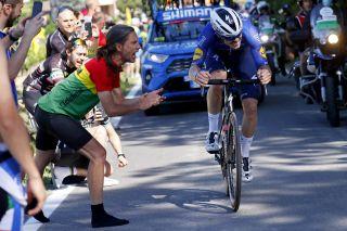 Giro dItalia 2021 104th Edition 18th stage Rovereto Stradella 231 km 27052021 Remi Cavagna FRA Deceuninck QuickStep photo Luca BettiniBettiniPhoto2021