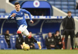 Rangers v Dundee United – Scottish Premiership – Ibrox Park