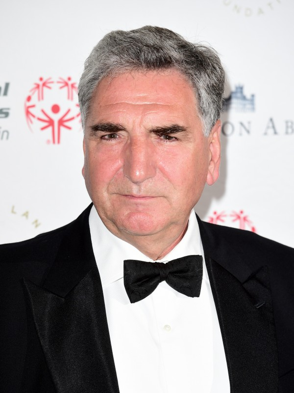 Downton Abbey's Jim Carter will attend the concert