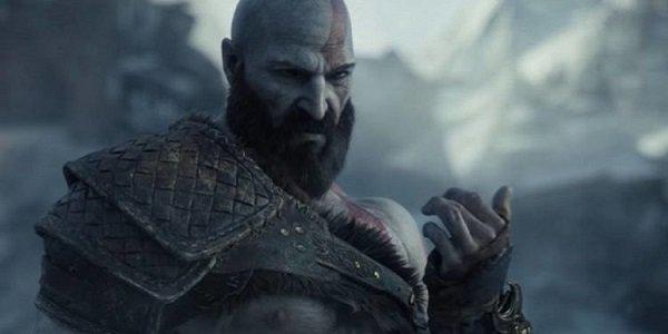 Kratos ponders life.