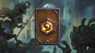 Hearthstone Legend Card Back Ashes of Outland