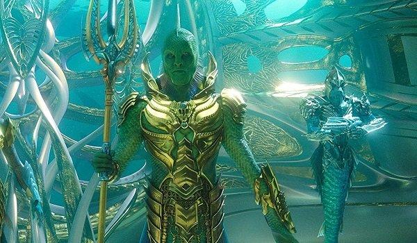 Kingdom of the Fishermen Aquaman Warner Bros.