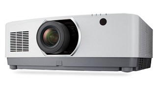 NEC Launches Filter-Free LCD Laser Projectors