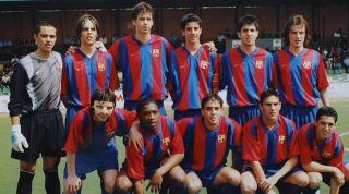 Messi, Fabregas, Pique Ansias