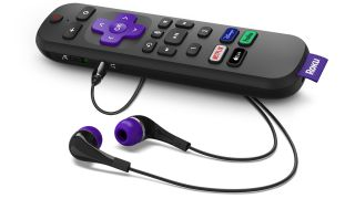 The new Roku Voice Remote Pro