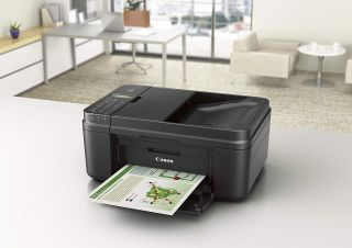 Canon MX492 Wireless Printer