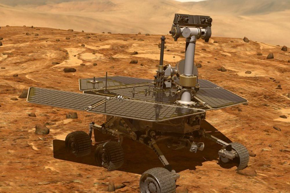 Why Can't NASA's Curiosity Rover Rescue Opportunity?