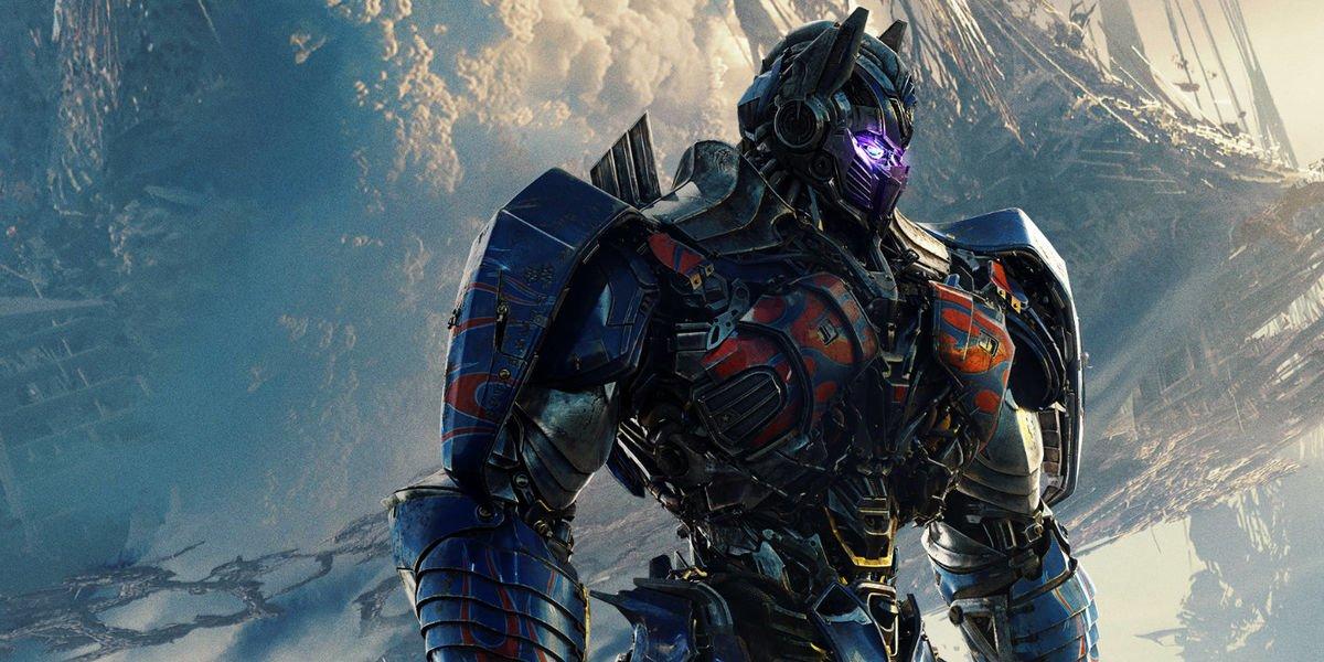 Optimus Prime in Transformers: The Last Knight