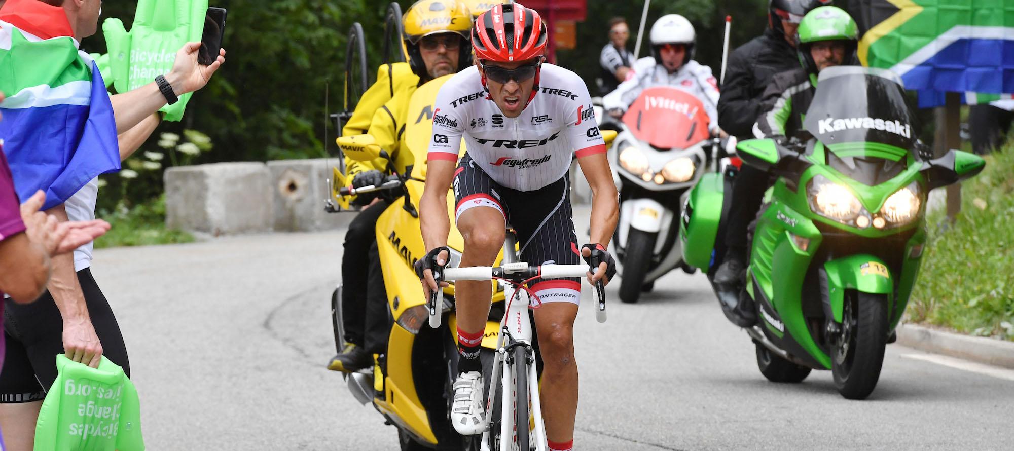 Vuelta a España honours Alberto Contador in his last race with bib number  one - Cycling Weekly c605fda61