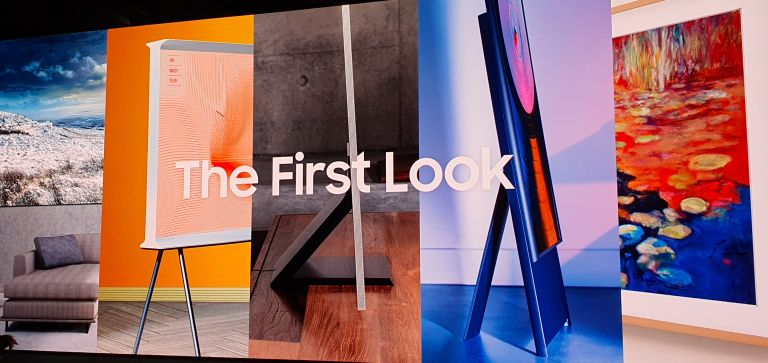 CES 2020 Samsung First Look