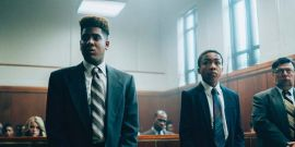 Netflix's When They See Us Targeted For Lawsuit Over Interrogation Scenes