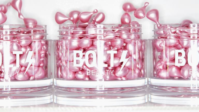 Bolt Beauty skincare capsules