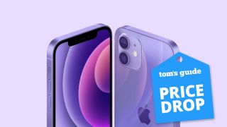 iPhone 12 purple deals